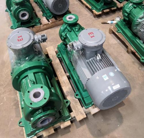 四氟化工泵
