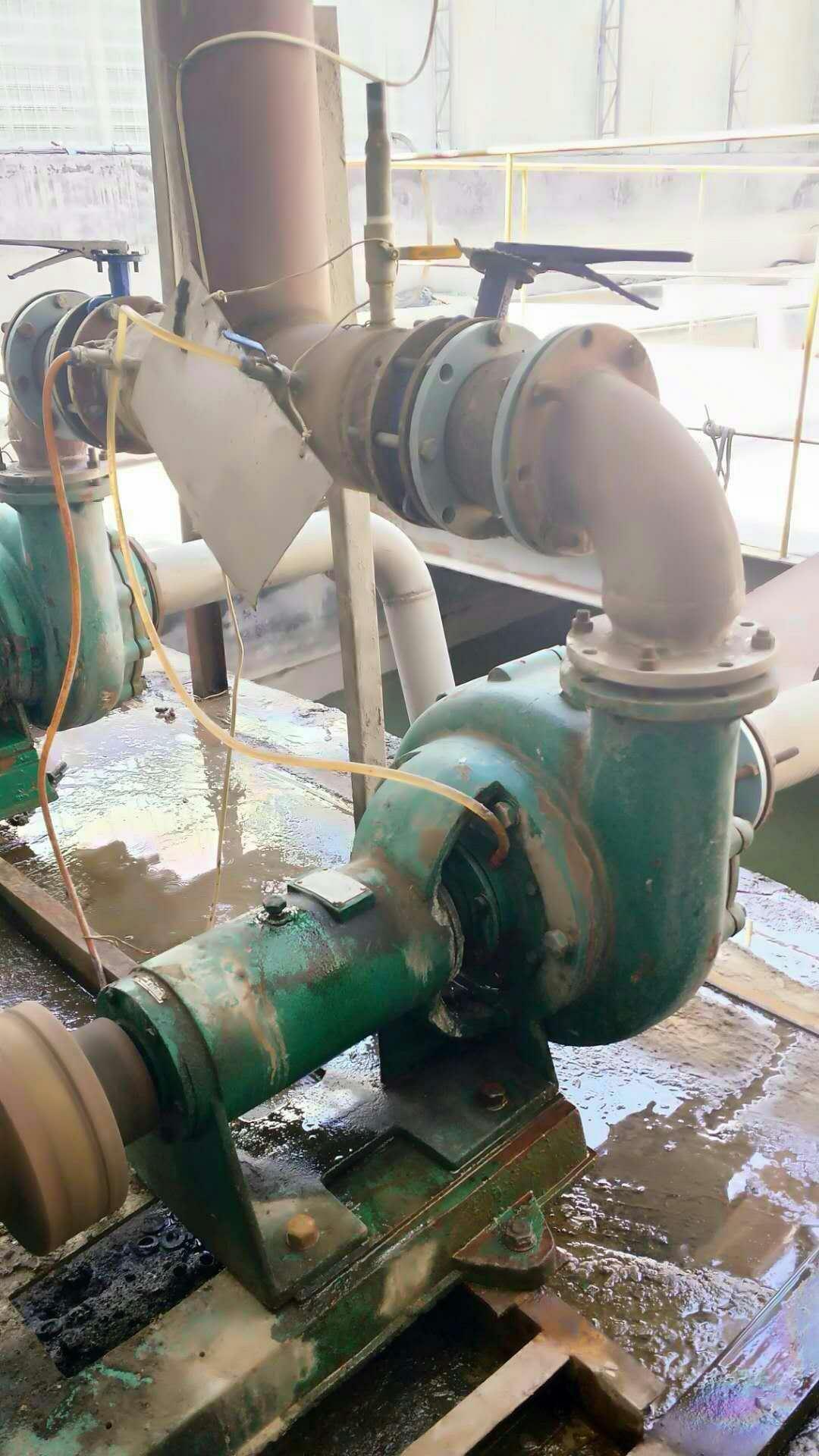 化工泵弯管