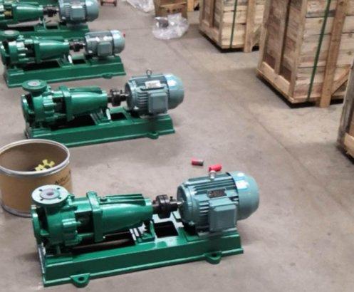 化工耐腐蚀泵