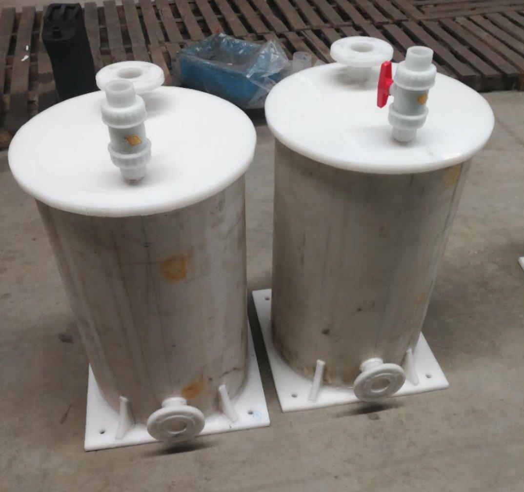 离心泵引水罐