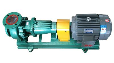 WJL-F高温衬氟离心泵